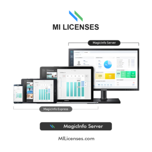 MILicenses.com MagicINFO Server and Express